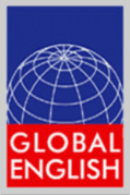 logo global english
